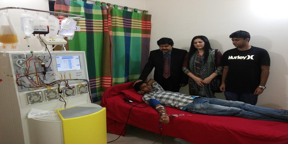 Lab One Blood Donor Club